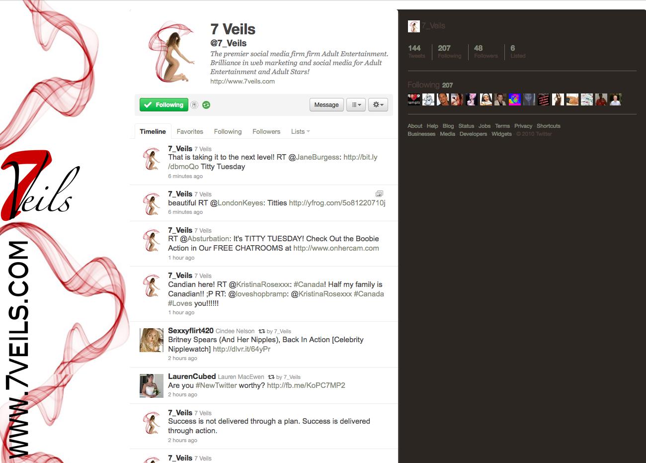 7_Veils Twitter