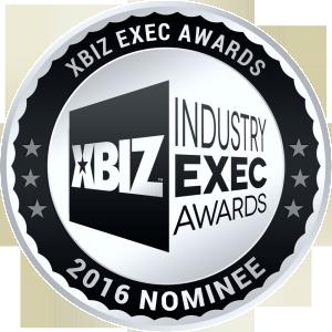 7 Veils Xbiz Executive award