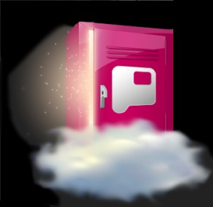 The locker icon from PVlocker.com