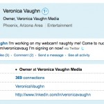 Veronica Vaughn LinkedIn Profile