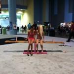 Miami Exxxotica 2011- see saw