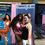 Miami Exxxotica 2011- Diamond Jackson