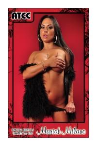 Mariah Chase ATCC card