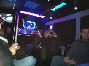 Party Bus to the Kink Castle
