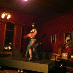 Kink at the Castle- Burlesque Dancer