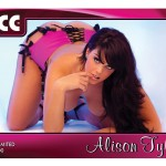 Feature Friday Photo: Alison Tyler's Adult Trading Card