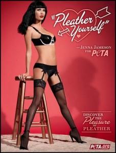 Jenna Jameson PETA