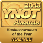 Lauren MacEwen YNOT Business Woman of the Year Nominee
