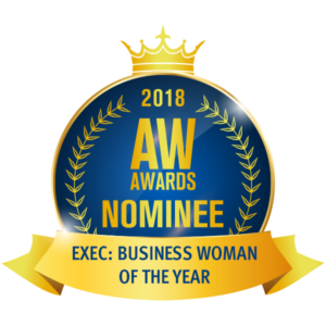 7 Veils AW Summit Award Business Woman