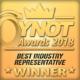 Alex Lecomte Best Industry Representative